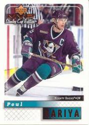 1999-00 Upper Deck MVP SC Edition #2 Paul Kariya