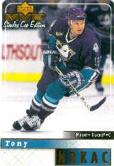 1999-00 Upper Deck MVP SC Edition #5 Tony Hrkac
