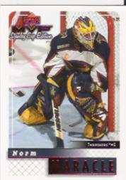 1999-00 Upper Deck MVP SC Edition #10 Norm Maracle