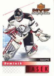 1999-00 Upper Deck MVP SC Edition #22 Dominik Hasek