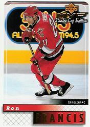 1999-00 Upper Deck MVP SC Edition #36 Ron Francis