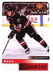 1999-00 Upper Deck MVP SC Edition #47 Dean Mcammond