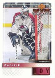 1999-00 Upper Deck MVP SC Edition #51 Patrick Roy