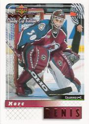 1999-00 Upper Deck MVP SC Edition #56 Marc Denis