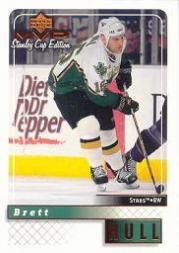 1999-00 Upper Deck MVP SC Edition #57 Brett Hull