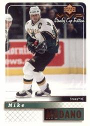 1999-00 Upper Deck MVP SC Edition #58 Mike Modano