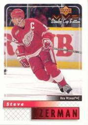 1999-00 Upper Deck MVP SC Edition #65 Steve Yzerman