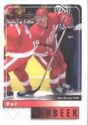 1999-00 Upper Deck MVP SC Edition #69 Pat Verbeek