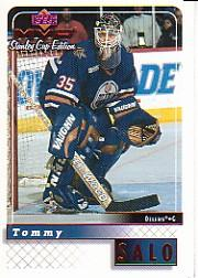 1999-00 Upper Deck MVP SC Edition #71 Tommy Salo