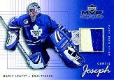 1999-00 Upper Deck MVP SC Edition Game-Used Souvenirs #GUCJ Curtis Joseph