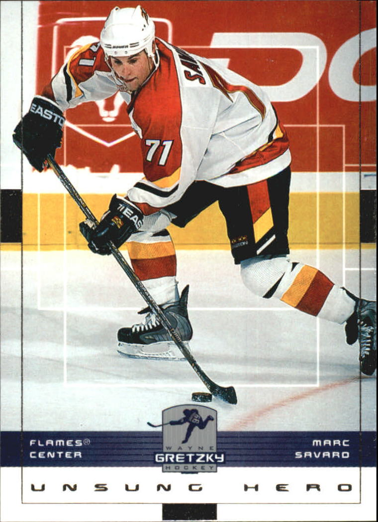 1999-00 Wayne Gretzky Hockey #28 Marc Savard