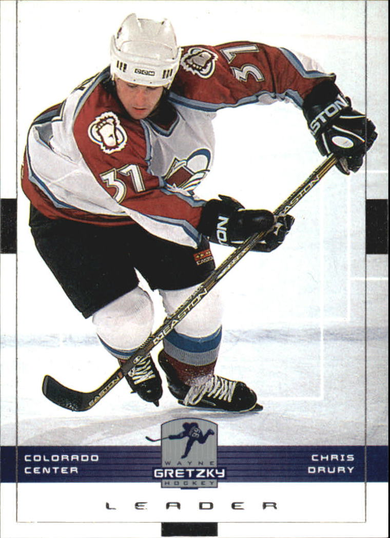 1999-00 Wayne Gretzky Hockey #47 Chris Drury