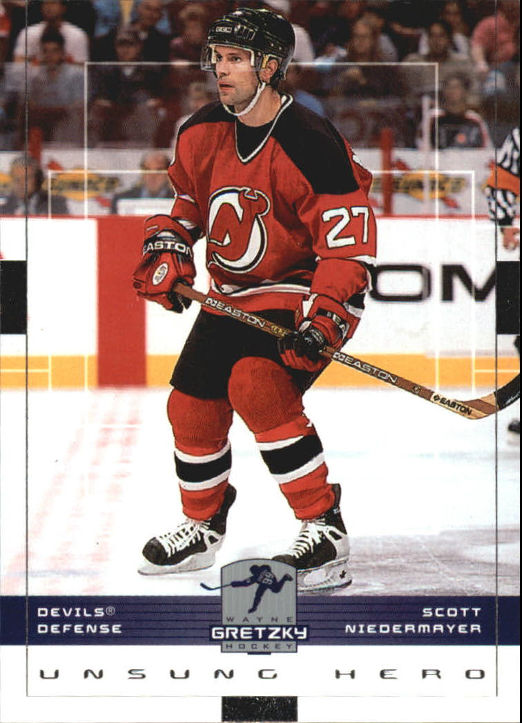 1999-00 Wayne Gretzky Hockey #101 Scott Niedermayer