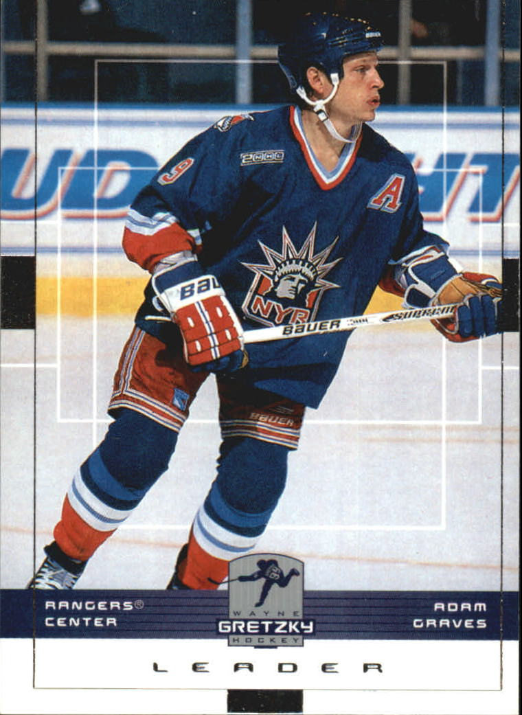 1999-00 Wayne Gretzky Hockey #112 Adam Graves