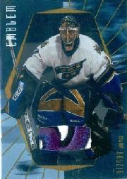 2000-01 BAP Ultimate Memorabilia Game-Used Emblems #E35 Olaf Kolzig