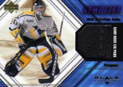 2000-01 Black Diamond Game Gear #LAU J-S Aubin Pad Upd