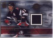 2000-01 Crown Royale Game-Worn Jersey Redemptions #1 Stu Barnes/475