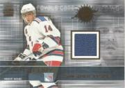 2000-01 Crown Royale Game-Worn Jersey Redemptions #6 Theo Fleury/475