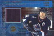 2000-01 Pacific Jerseys #14 Mark Messier