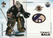2000-01 Private Stock Game Gear #49 Tommy Salo S