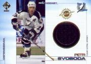 2000-01 Private Stock Game Gear #94 Petr Svoboda J