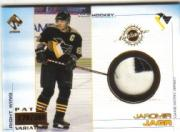 2000-01 Private Stock Game Gear Patches #89 Jaromir Jagr/388