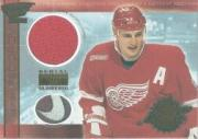 2000-01 Revolution NHL Game Gear #4 Sergei Fedorov
