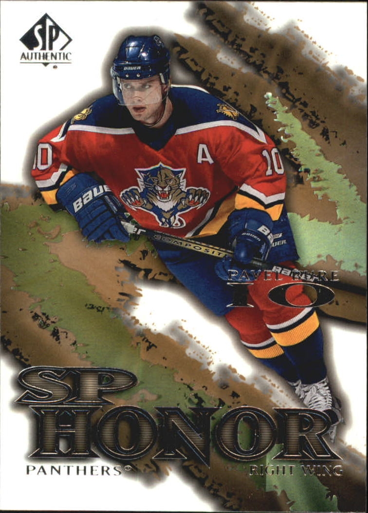 2000-01 SP Authentic Honor #SP3 Pavel Bure