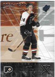 2000-01 SPx #120 Justin Williams RC