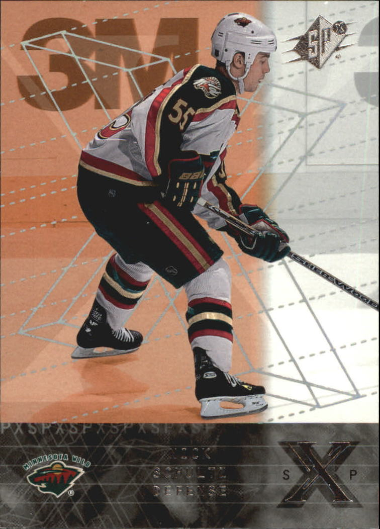 2000-01 SPx Rookie Redemption #RR15 Nick Schultz