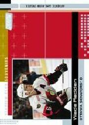 2000-01 Stadium Club Souvenirs #SCS1 Wade Redden