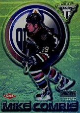 2000-01 Titanium #118 Shawn Horcoff SP RC
