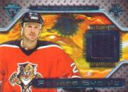 2000-01 Titanium Game Gear #99 Robert Svehla