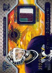 2000-01 Titanium Game Gear Patches #52 Guy Hebert/400