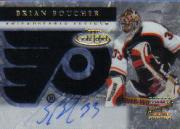 2000-01 Topps Gold Label Autographs #GLABB Brian Boucher