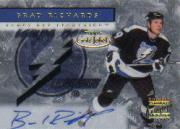 2000-01 Topps Gold Label Autographs #GLABR Brad Richards