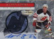 2000-01 Topps Gold Label Autographs #GLASG Scott Gomez