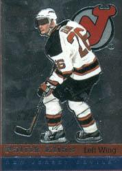 2000-01 Topps Heritage Chrome Parallel #38 Patrik Elias