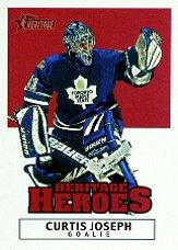 2000-01 Topps Heritage Heroes #HH12 Curtis Joseph