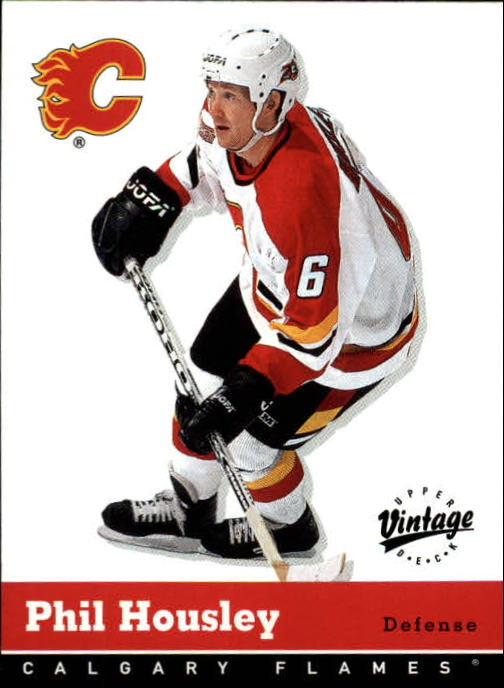 2000-01 Upper Deck Vintage #55 Phil Housley