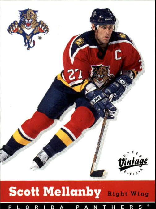 2000-01 Upper Deck Vintage #154 Scott Mellanby