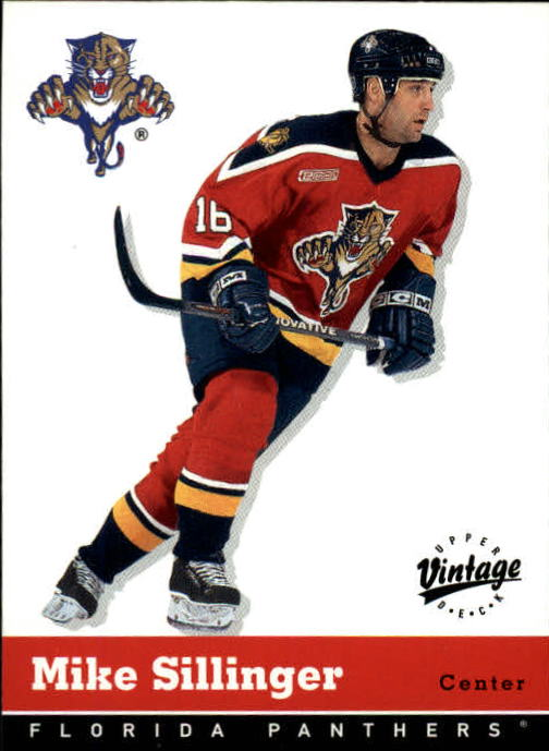 2000-01 Upper Deck Vintage #159 Mike Sillinger