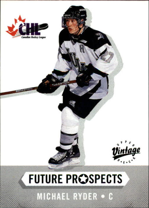 2000-01 Upper Deck Vintage #396 Michael Ryder RC