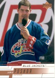 2000-01 Upper Deck #51 Jamie Pushor