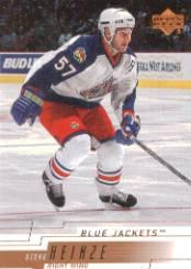 2000-01 Upper Deck #280 Steve Heinze