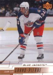 2000-01 Upper Deck #281 Jean-Luc Grand-Pierre