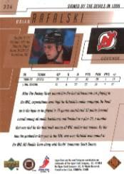 2000-01-Upper-Deck-Hockey-Card-Pick