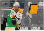 2000-01 Upper Deck Game Jerseys #JJ Jaromir Jagr Ser.1