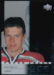 2000-01 Upper Deck Ice #43 Dany Heatley RC