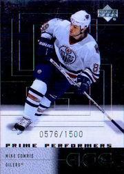 2000-01 Upper Deck Ice #88 Mike Comrie RC